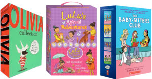 60 Best Book Box Sets Starring Mighty Girls