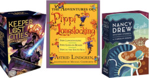 From Beginning to End:   60 Best Book Box Sets Starring Mighty Girls