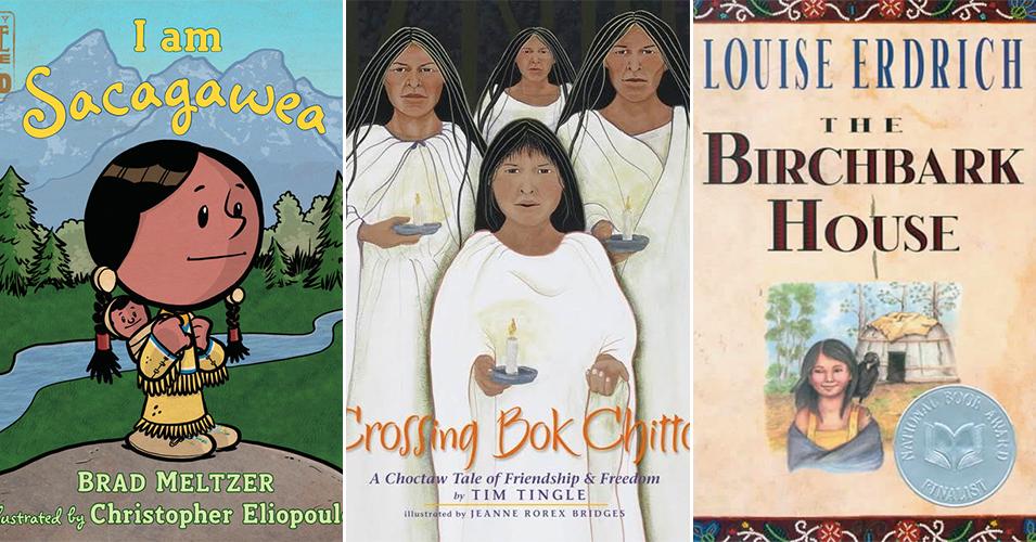 40 Children's Books Celebrating Native American and
