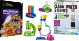 Top 60 Science Toys for Mighty Girls