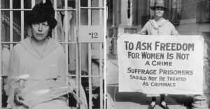 100 Years Ago, Women Were Beaten   and Tortured For the Right to Vote