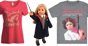 Book Love: Favorite Mighty Girl Book Characters in Toys, Clothing, Posters, and More