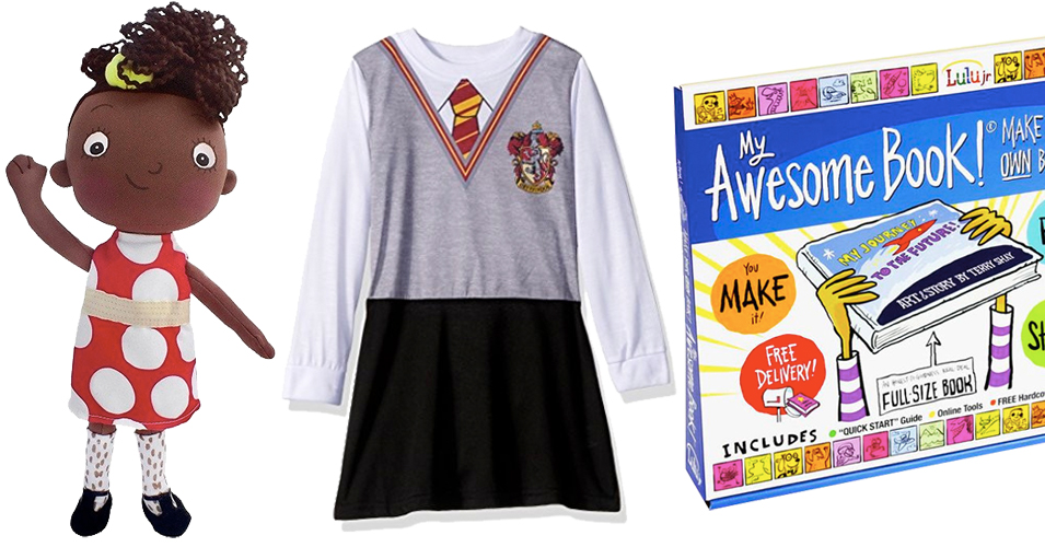 2392b39460 50 Bookish Gifts for Mighty Girl Book Lovers