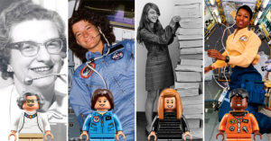 "Meet the Scientists of the ""Women of NASA"" LEGO Set"