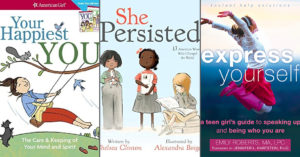 Big Dreams for a New Year:   30 Books to Inspire Your Mighty Girl in 2018