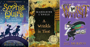 Beyond Harry Potter:   35 Fantasy Adventure Series Starring Mighty Girls