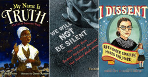 Dissent Is Patriotic:   50 Books About Girls & Women Who Fought for Change