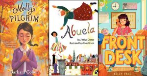 A New Land, A New Life:   Mighty Girl Books About the Immigrant Experience