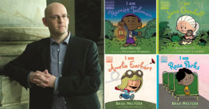 "An Interview with Brad Meltzer: Author of the ""Ordinary People Change the World"" Series"