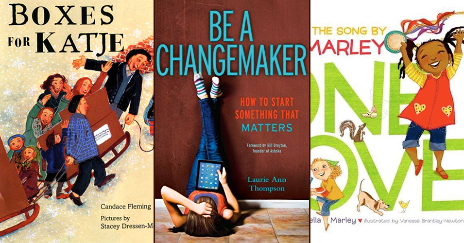 Making an Impact: 30 Mighty Girl Books About Charity and Community Service