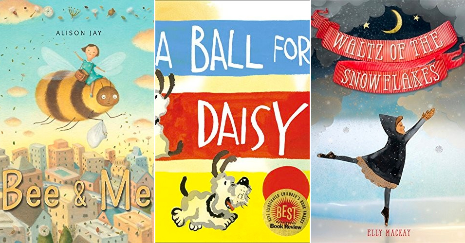 A Picture Is Worth A Thousand Words:   18 Mighty Girl Wordless Picture Books