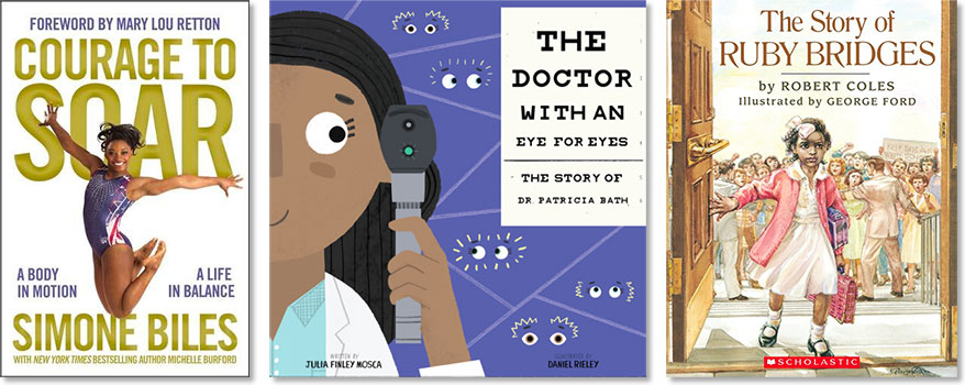 Unsung Heroes: 50 Books about Extraordinary Black Mighty Girls and Women
