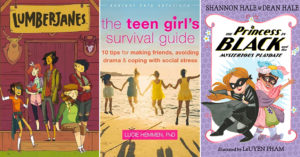 50 Mighty Girl Books About Friendship