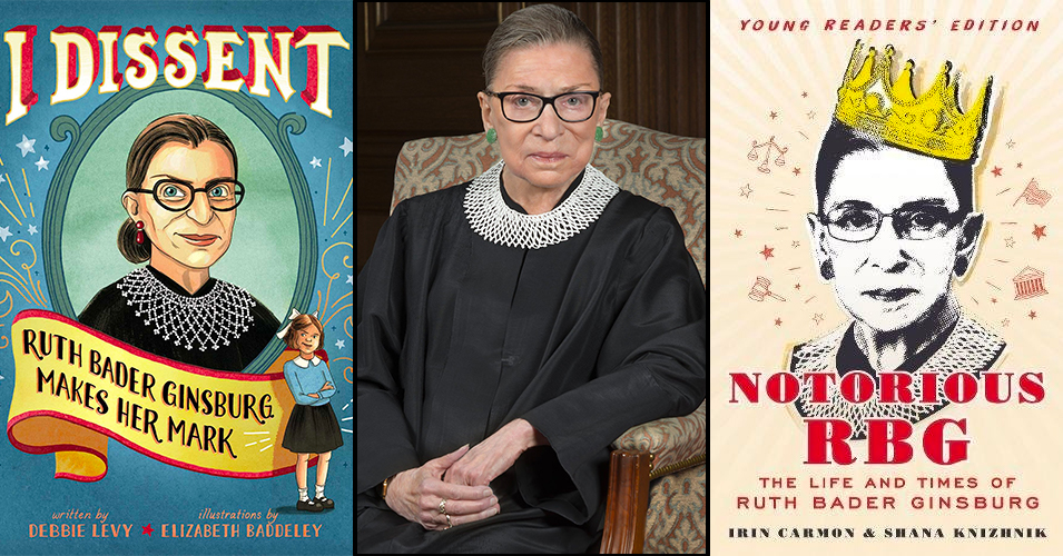 Happy 85th Birthday, RBG!   A Mighty Girl's Tribute to Ruth Bader Ginsburg