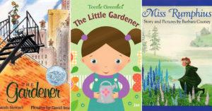 30 Mighty Girl Books Celebrating   Springtime & Gardening