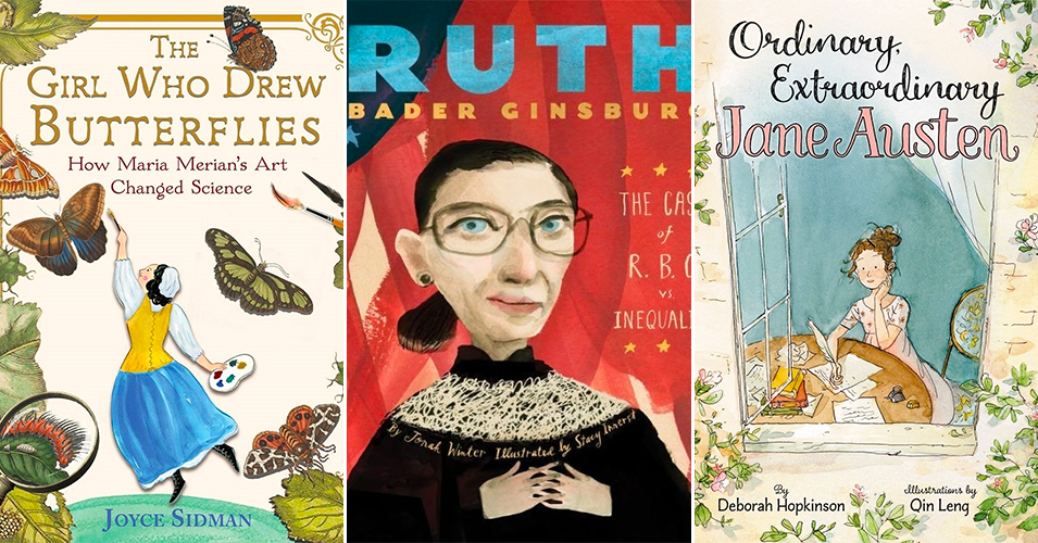 Telling Her Story: 60 New Mighty Girl Books for Women's History Month