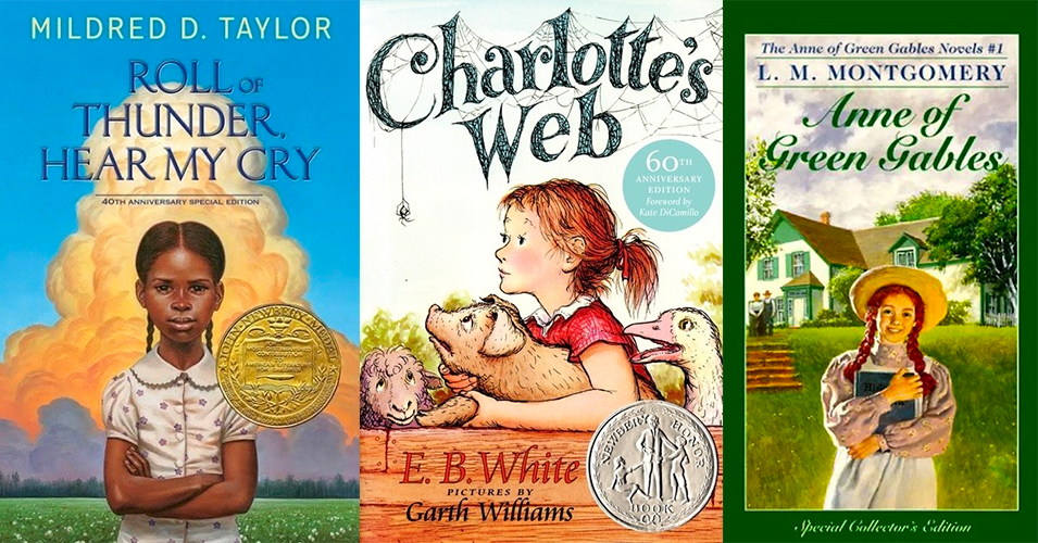 Beloved Books: 50 Classic Mighty Girl Stories