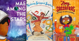 Ignite Her Curiosity:   70 Books to Inspire Science-Loving Mighty Girls