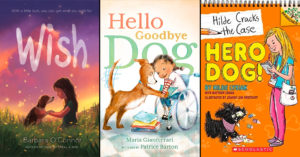 A Girl's Best Friend: 50 Books About Mighty Girls and Their Dogs