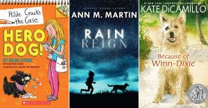 A Girl's Best Friend:   35 Books About Mighty Girls and Their Dogs