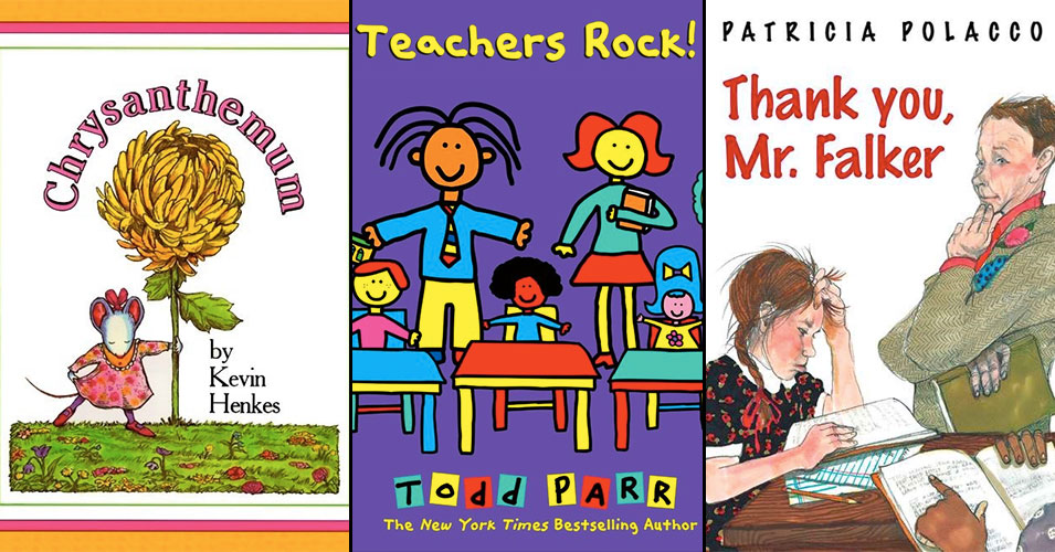 Honoring Educators: 20 Books About Mighty Girls & Their Teachers