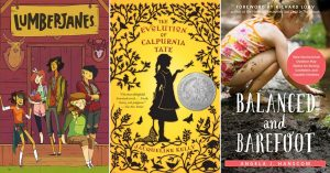 30 Books Starring Girls Who Love the Great Outdoors