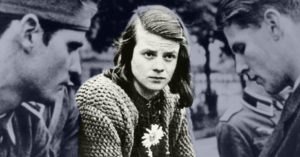 Sophie Scholl:  The German Student Activist Executed at 21 For Her Anti-Nazi Resistance