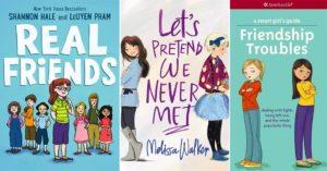 Making and Keeping Friends: 60 Mighty Girl Books About Friendship
