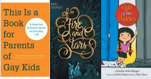 True Colors: LGBTQ Books Starring Mighty Girls for Kids, Teens, & Parents