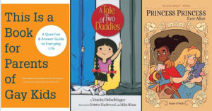 LGBTQ Children's Books Starring Mighty Girls