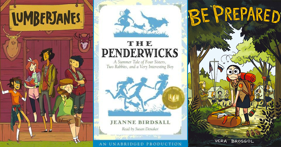 40 Mighty Girl Books About Summertime Adventure, Growth