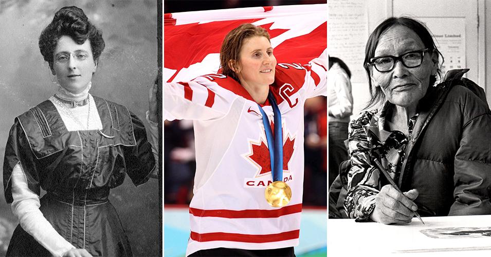 True North: 12 Amazing Canadian Women