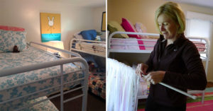 How One Community Helps Women Escape Abuse By Giving Them a Furnished Home at No Cost