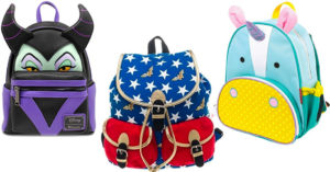 Pack It Up: Empowering Backpacks for Mighty Girls