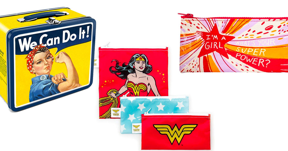 Girl Power School Supplies for Every Mighty Girl