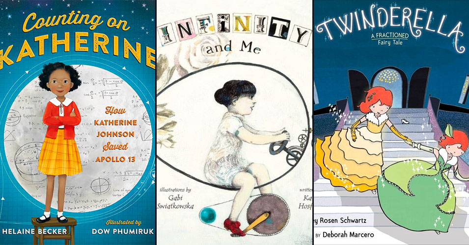 Picture Books About Mighty Girls Who Love Math