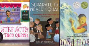 50 Empowering Books Starring Latina Mighty Girls