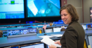 NASA Appoints Its First Female Chief Flight Director