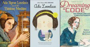 Ada Lovelace, The World's First Computer Programmer, in Children's Books