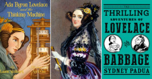 Ada Lovelace, The World's First Computer Programmer, in Children's Books