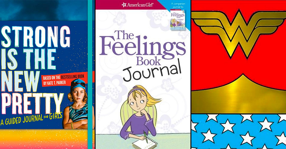 Telling Her Own Story:   Top 10 Empowering Journals for Mighty Girls