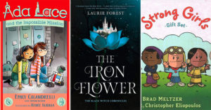 The Best Mighty Girl Books of September 2018