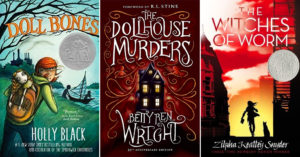 25 Spooky Mighty Girl Tales for Tweens and Teens