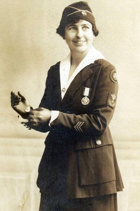 Grace Banker (1892 - 1966)