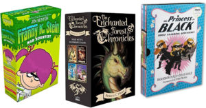 The Whole Story: 60 Box Sets and Book Collections Starring Mighty Girls