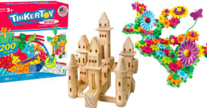 Building Her Dreams:   Top 60 Building Toys for Mighty Girls