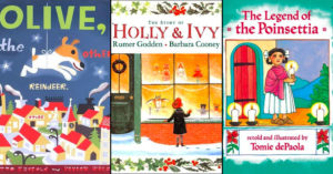 Christmas is Coming: 50 Mighty Girl Christmas Books