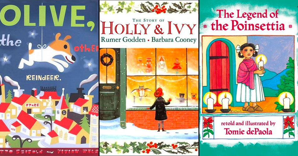 Christmas Is Coming 50 Mighty Girl Christmas Books A Mighty Girl
