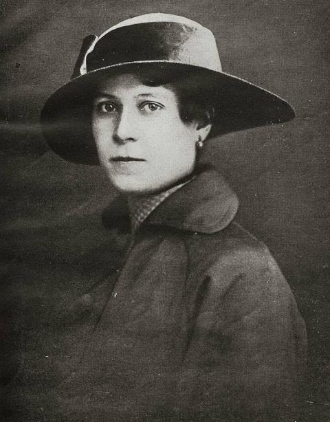 Marthe Cnockaert (1892 - 1966)