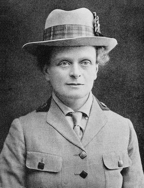 Elsie Inglis (1864 - 1917)